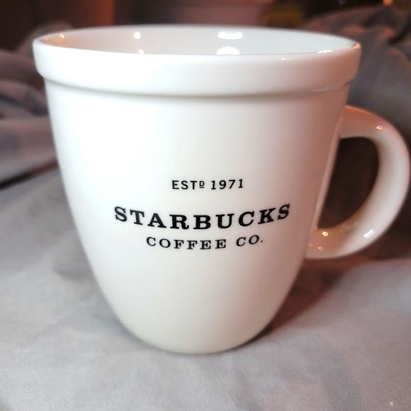 2001 Starbucks Barista 16 Ounce Cup / Mug
